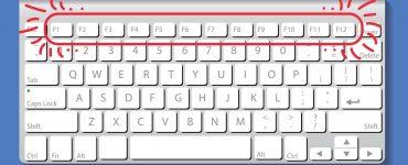 Отключение горячих клавиш