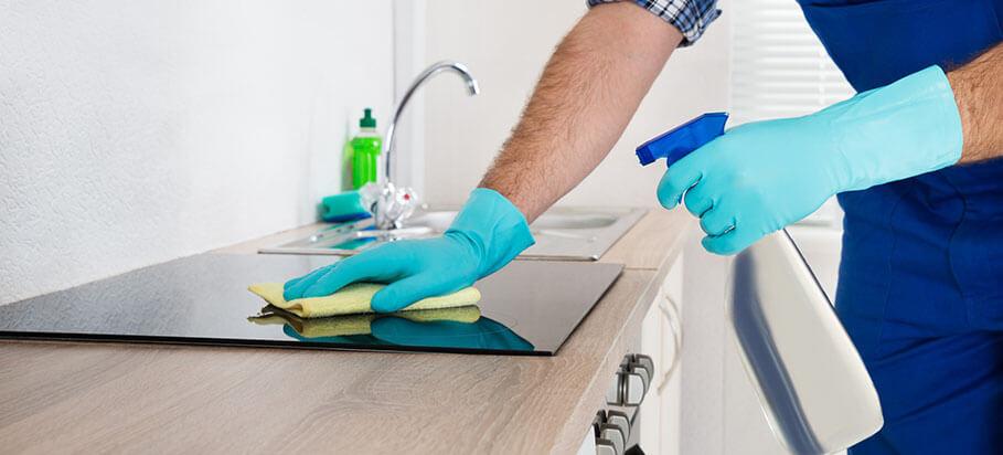 Чем чистить индукционную плиту