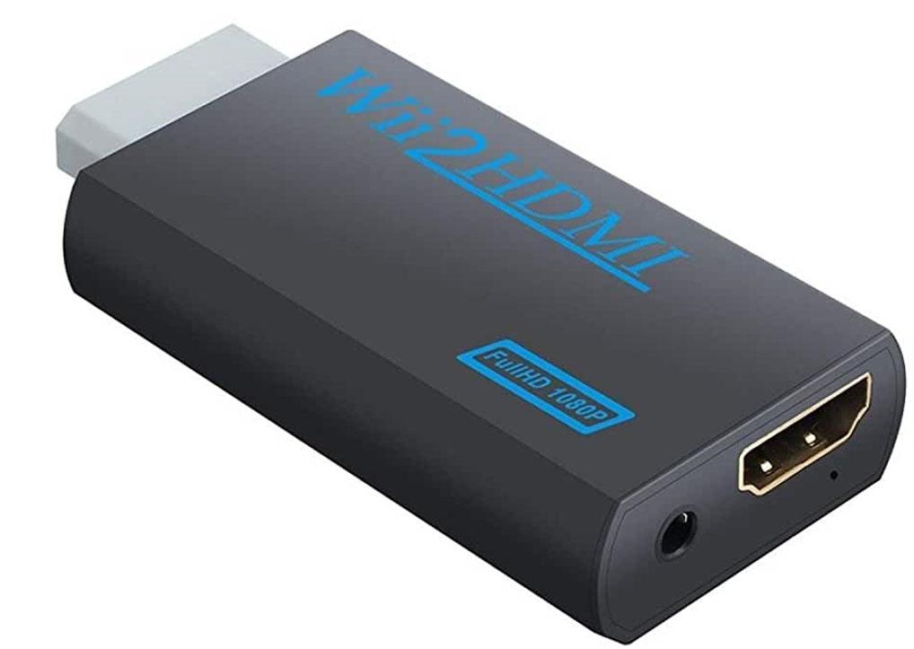 HDMI переходник с выходом на 3,5-мм TRS
