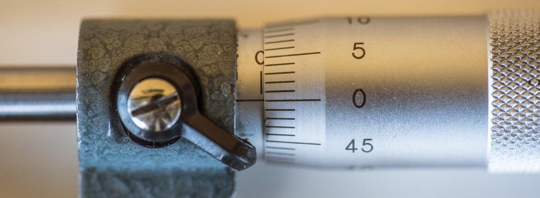 Как настроить микрометр