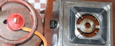 Как подключить газовую плиту к баллону