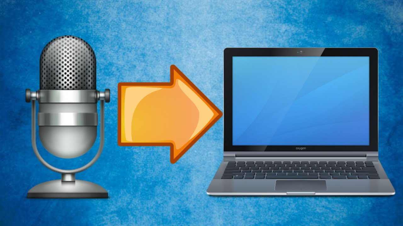 Как включить микрофон на ноутбуке