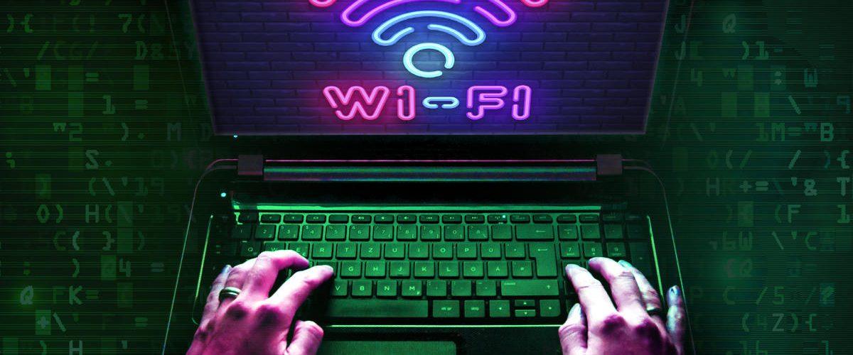Ноутбук не видит wifi