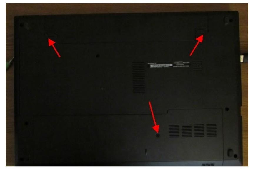 Пошаговая инструкция замены жёсткого диска
