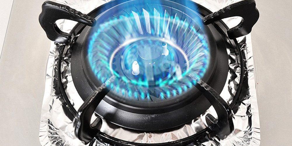 Температура газовой плиты