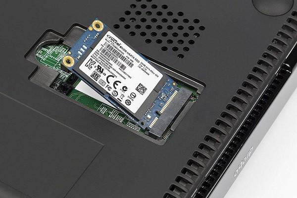 установить SSD в ноутбук