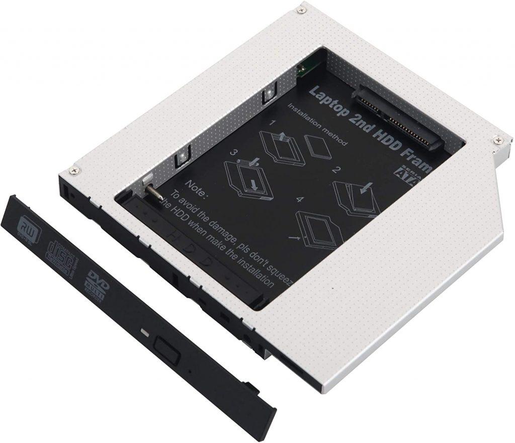 жёсткий диск вместо DVD в ноутбуке переходник