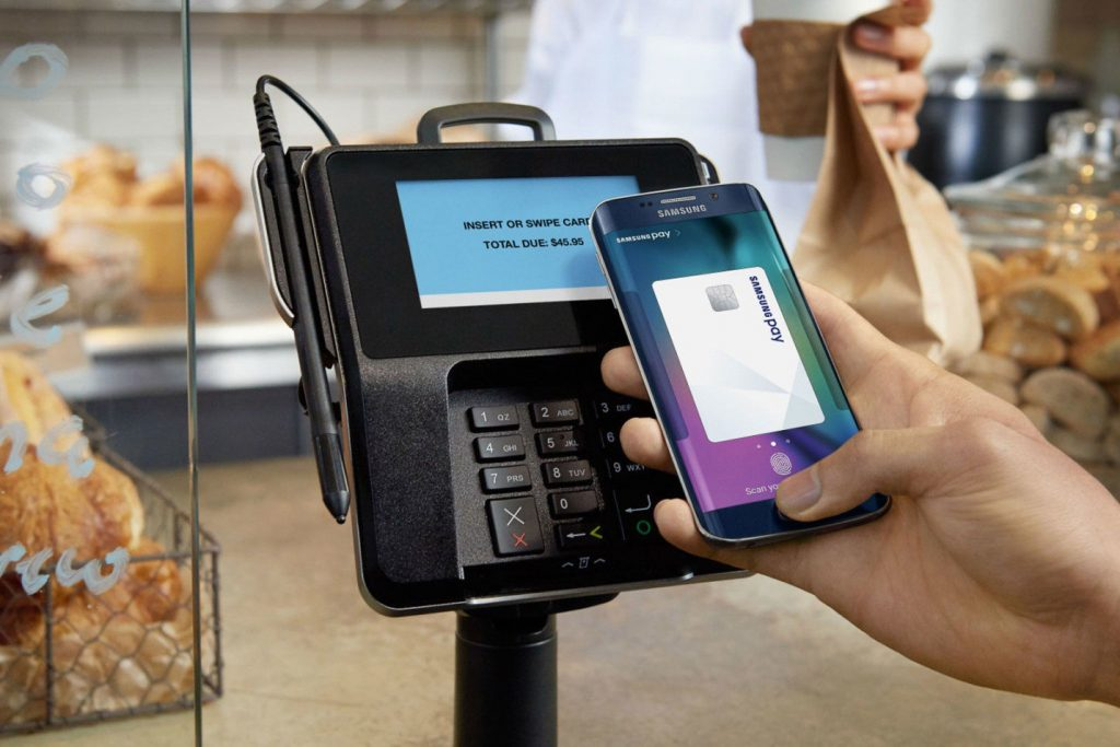 Особенности проведения оплаты смартфоном Самсунг