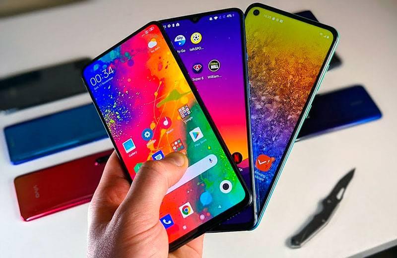 Лучшие бюджетные смартфоны 2020 до 10 тысяч рублей