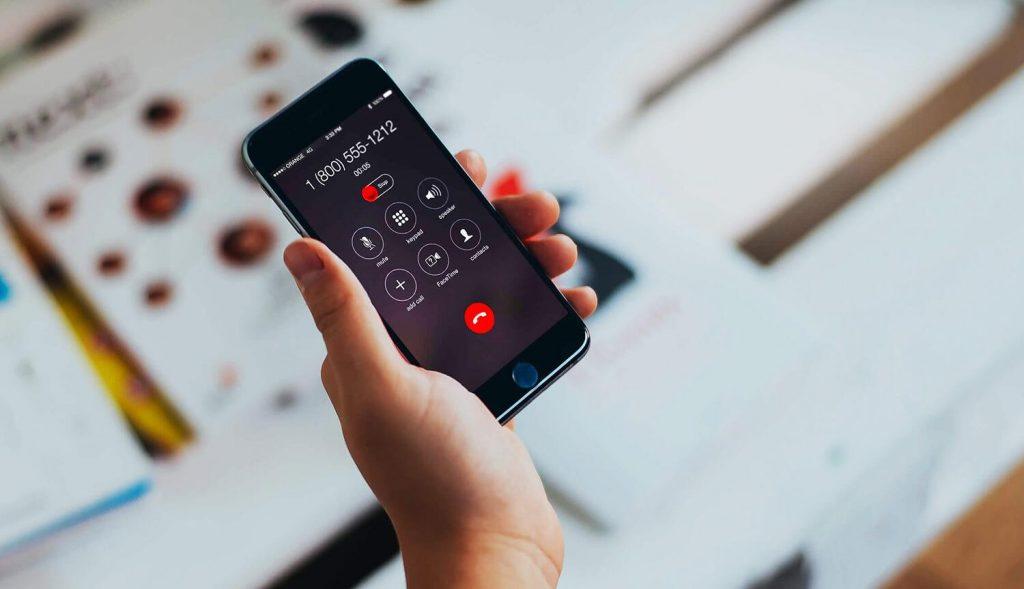 Как записать телефонный разговор на смартфоне Айфон