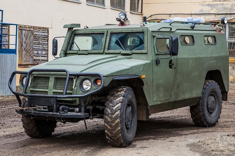 ГАЗ-233001 «Тигр»