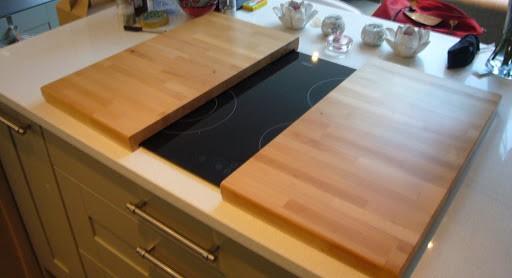 Дополнительные аксессуары для индукционной плиты