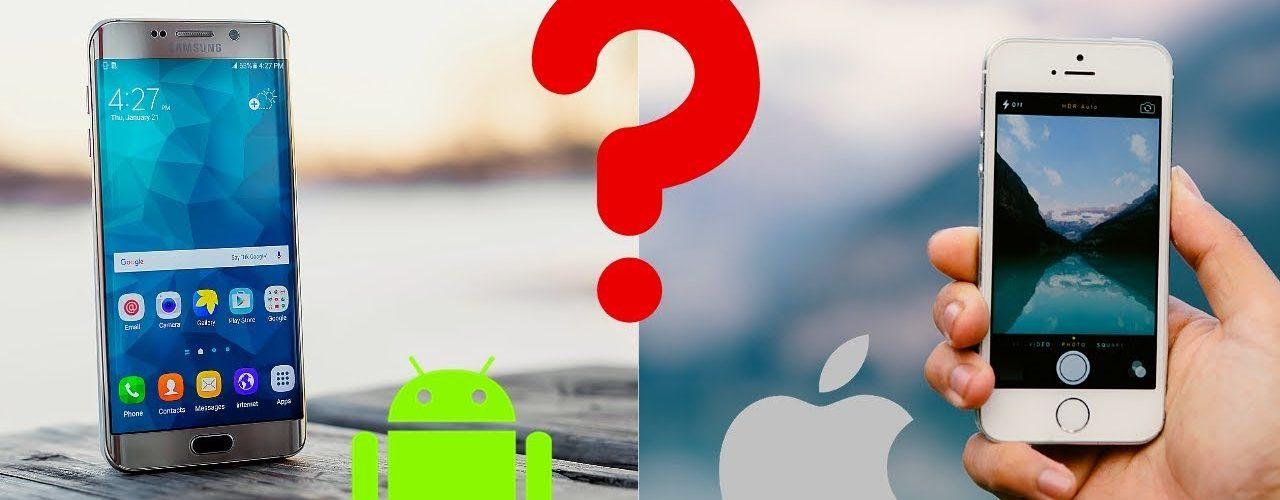 разница между iphone и смартфон