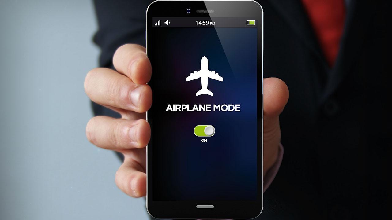 Что такое режим полёта в смартфоне