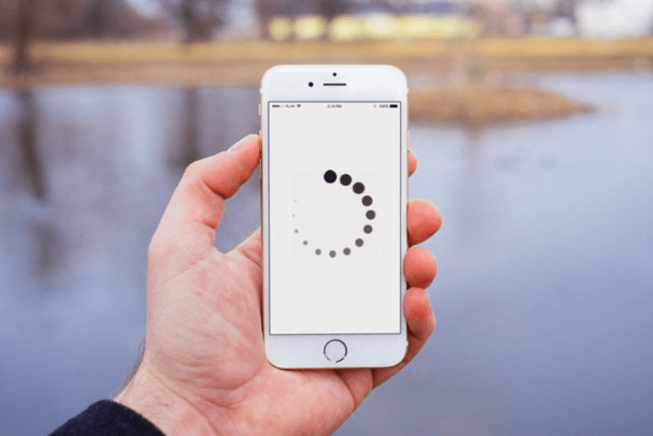 скорость интернета на смартфоне