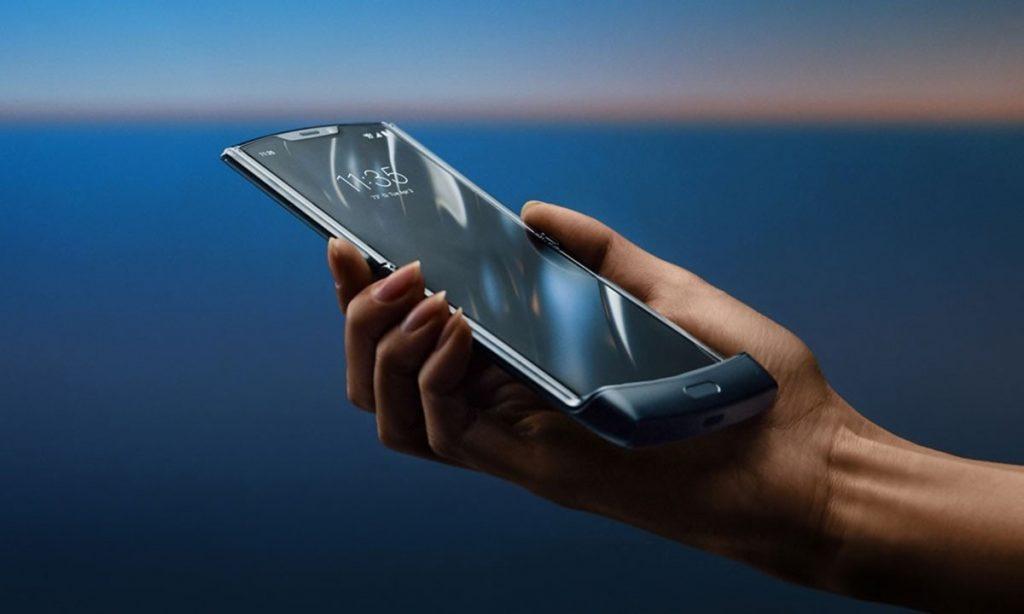 тачскрин на смартфоне