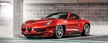 Изысканная роскошь — Alfa Romeo Disco Volante