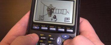 Doom на калькуляторе