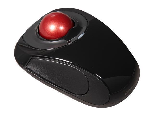 Мышка с трекболом