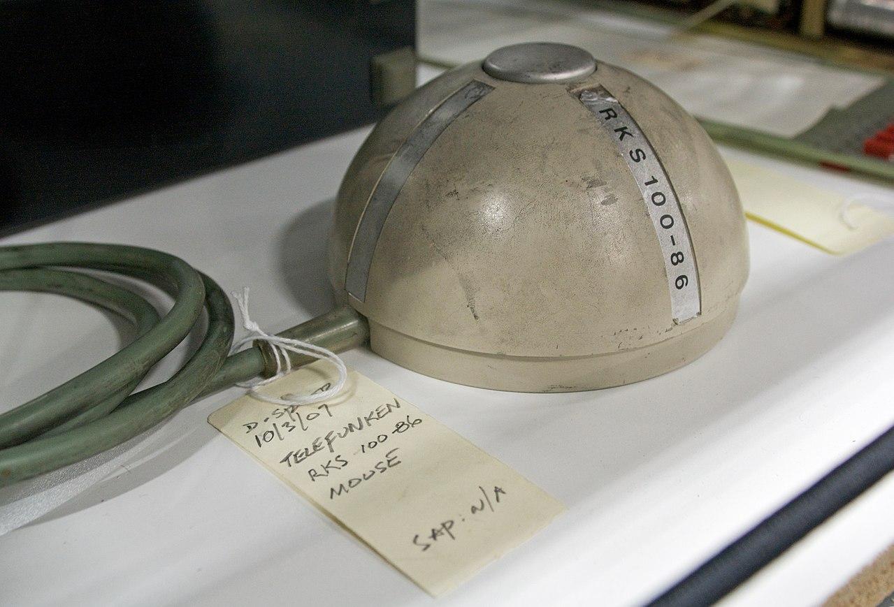 Мышка от Telefunken