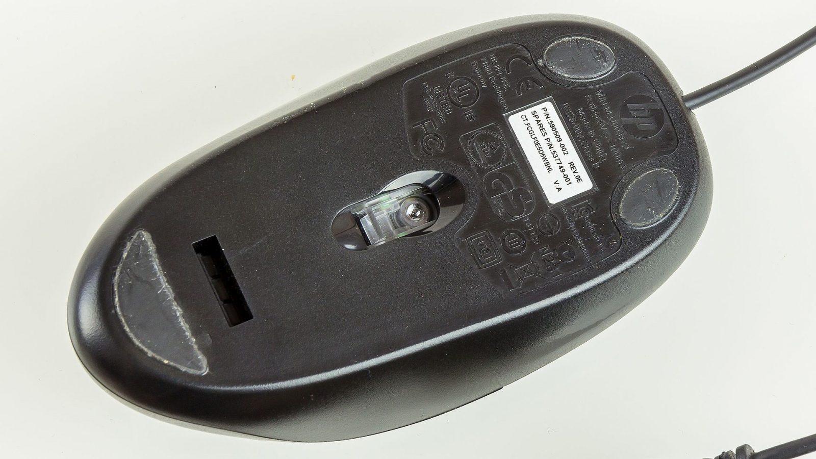 Оптическая мышка