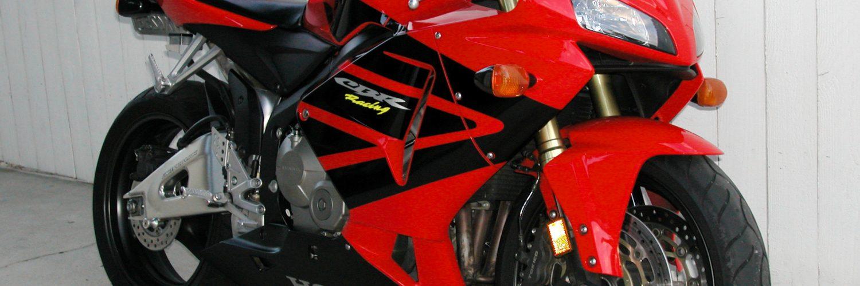 Honda CBR-600rr