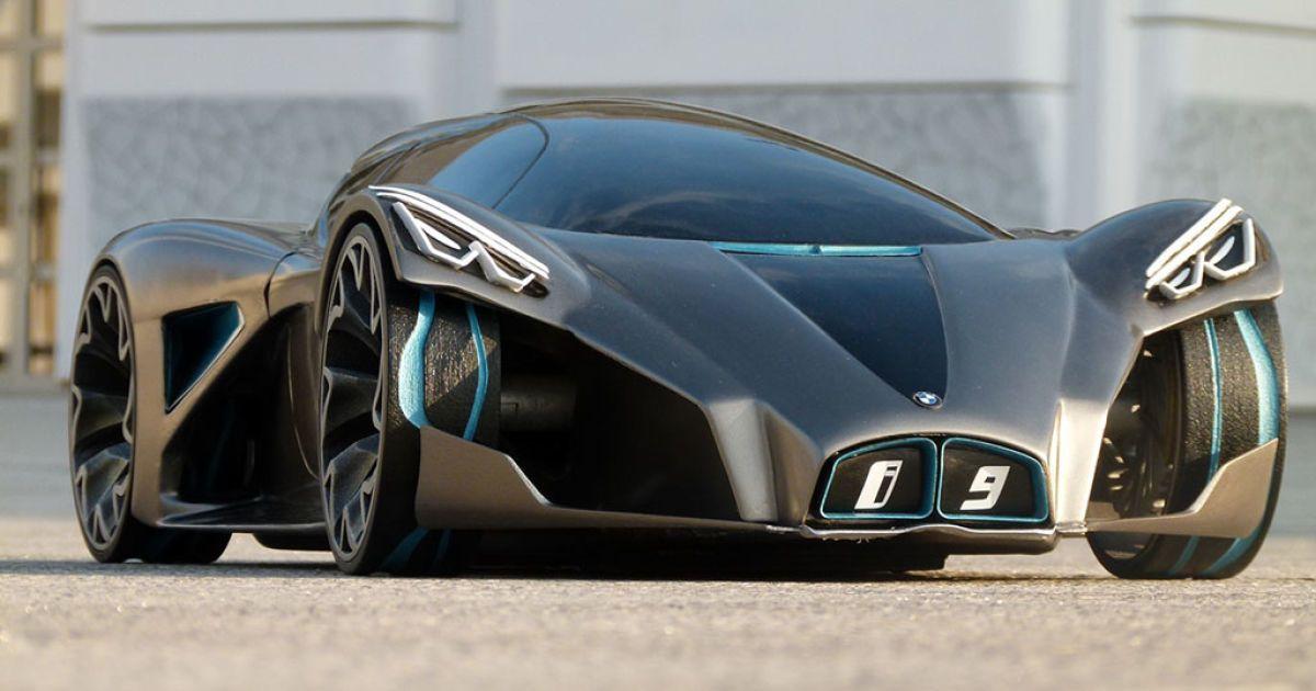 Описание и технические данные модели i9 от BMW, ее размеры и оборудование