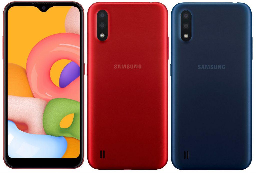 Samsung Galaxy A01