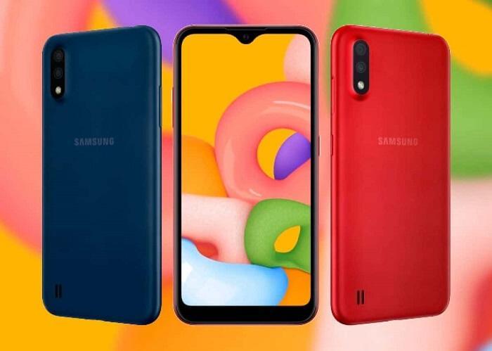 Samsung Гэлекси M01