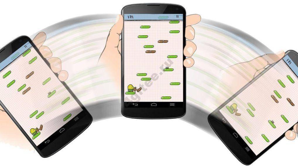гироскоп в смартфоне что это