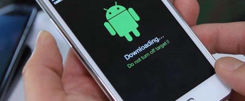 Запуск смартфона на Андроид в режиме прошивки