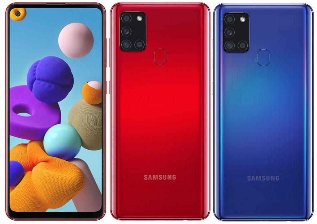 Samsung Гэлекси A 21s