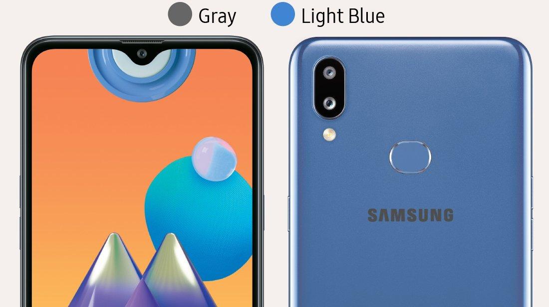 Samsung Galaxy M 01s