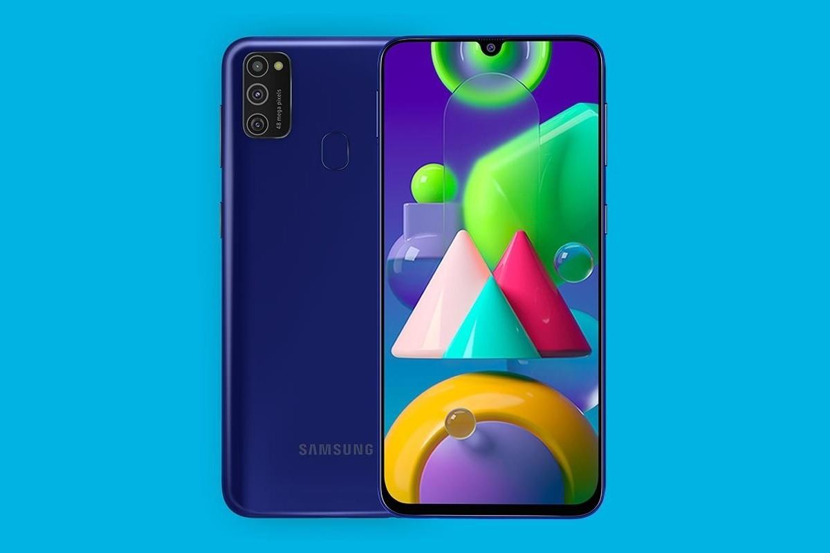 Samsung Гэлекси M21