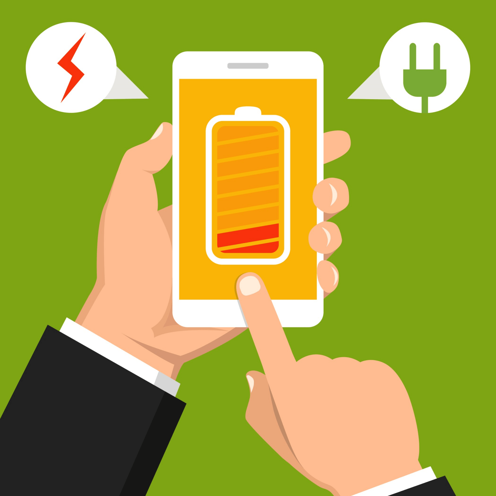 Неправильно отображается заряд батареи. 3 простых способа калибровки аккумулятора смартфона и развенчание мифов
