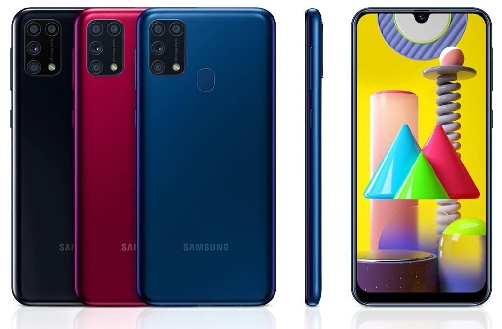 Samsung Гэлекси M31s