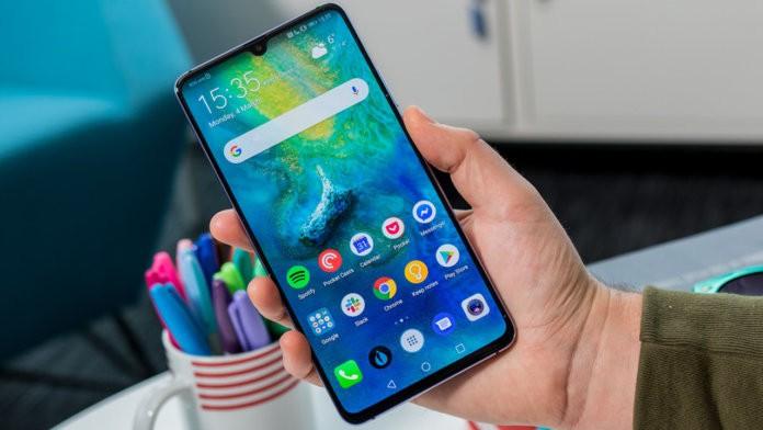 Топ-15 смартфонов с самым большим экраном в 2020