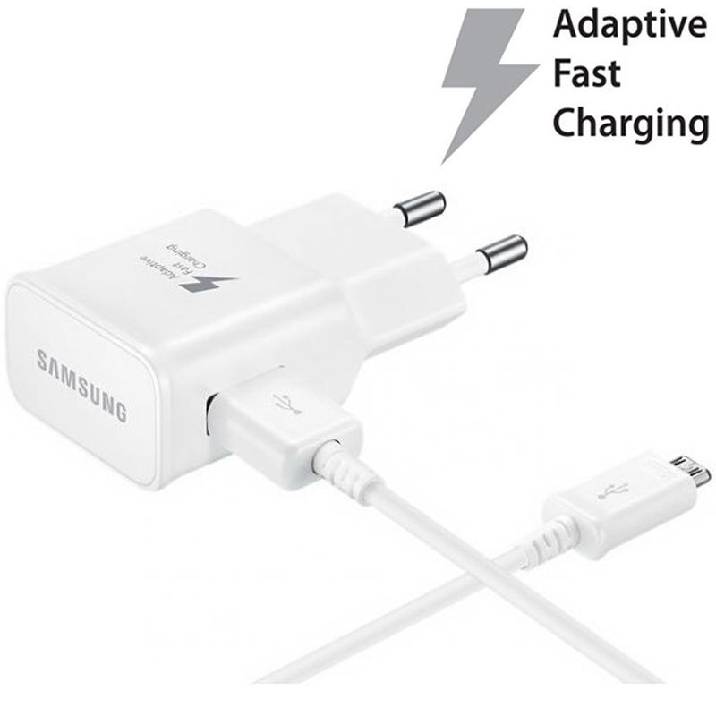 Adaptive Fast Charging