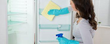 Чем лучше помыть холодильник, виды загрязнений и топ-7 эффективных средств