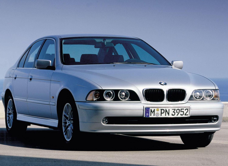 Описание и внешний вид BMW 520 серии E39, технические характеристики