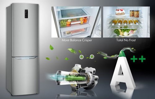 инверторного компрессора холодильника