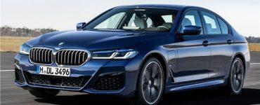 Описание и внешний вид BMW модели 520i, ее технические характеристики