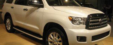 Самый большой внедорожник Toyota за 1,5 млн. рублей надежнее Land Cruiser 200
